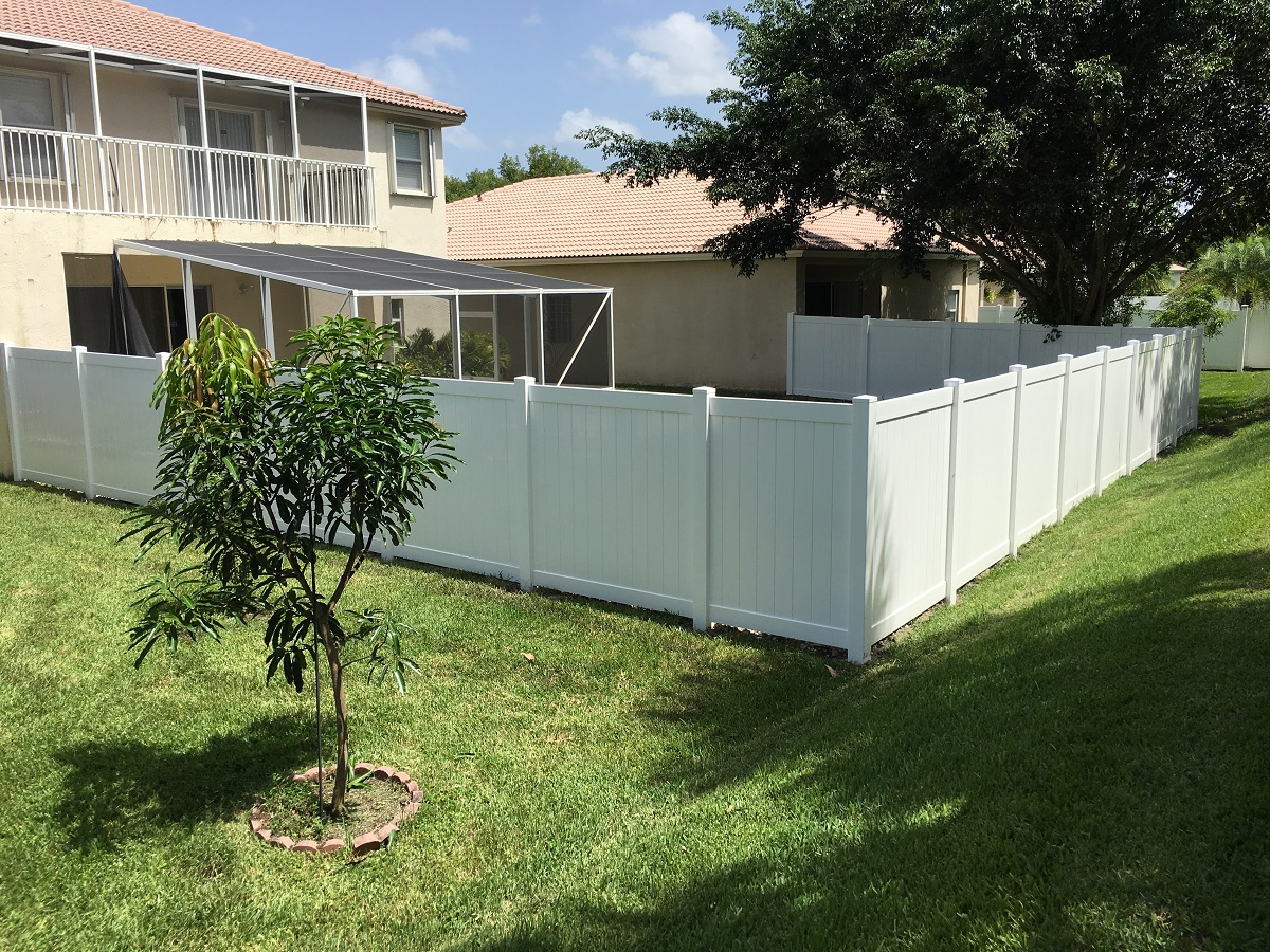 fence contractor plantation fl