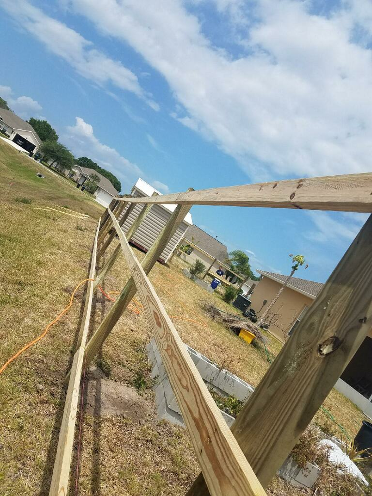 fence repair plantation fl