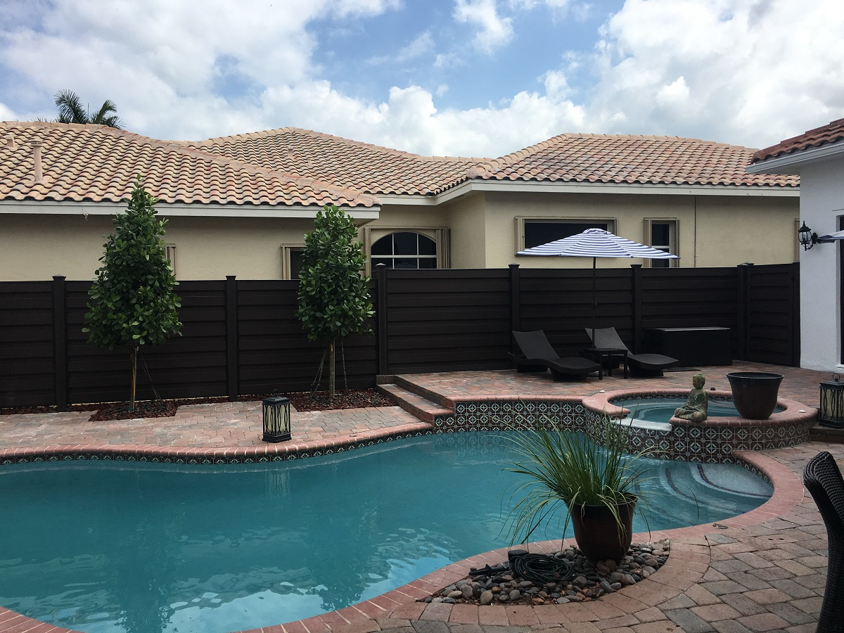 pool fence installation plantation fl