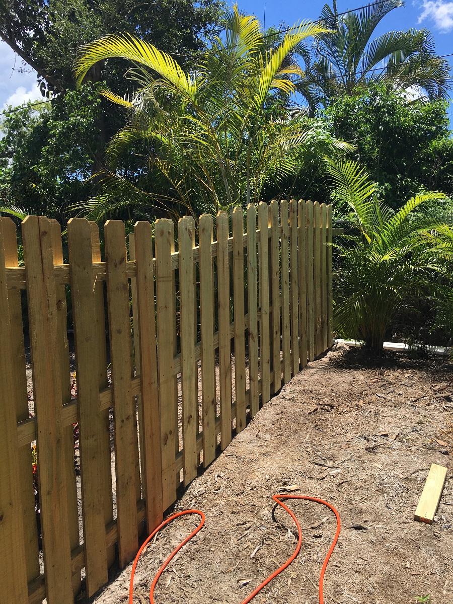 wood fence contractor plantation fl